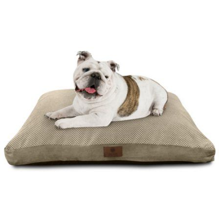 European Home Designs LLC AKC9284TR 27x36 Large Gusseted Pet Bed, Multicolor