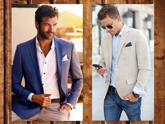 Asestilo Español Como Vestir Elegante Hombres Como