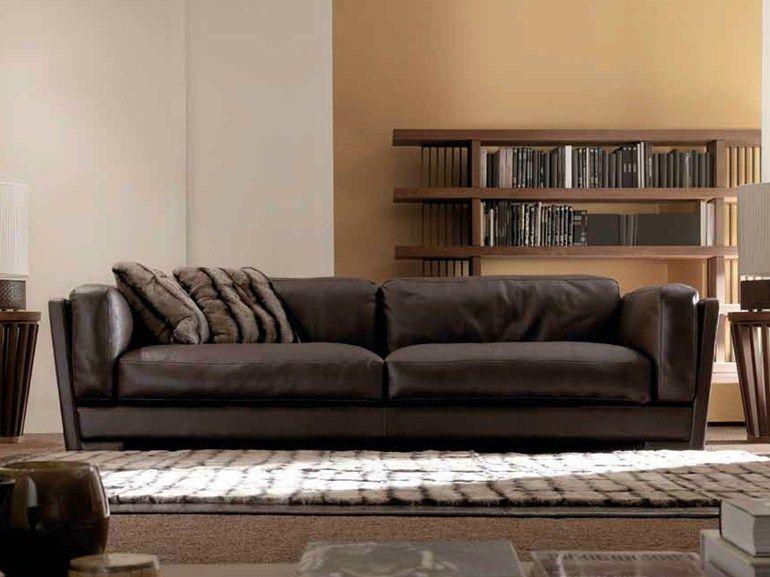 Alison Leather Sofa Sofa Italian Leather Sofa Genuine Leather Sofa