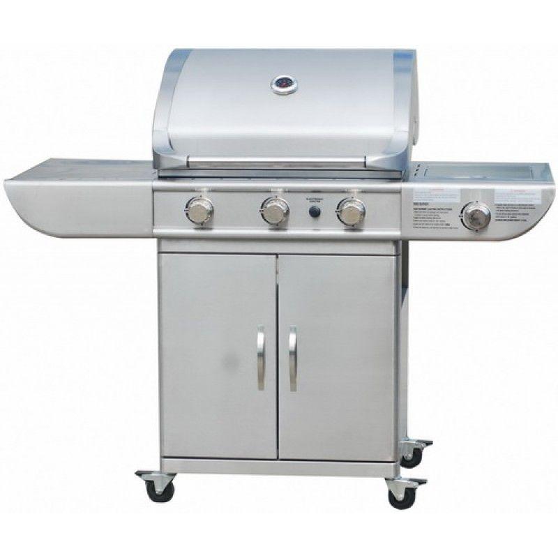 Broil King Signet 320B 3 Burner Natural Gas Grill 946457