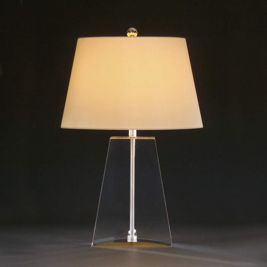 Allan Knighta List Outlet Lamps Acrylic Concord Lamp Small And