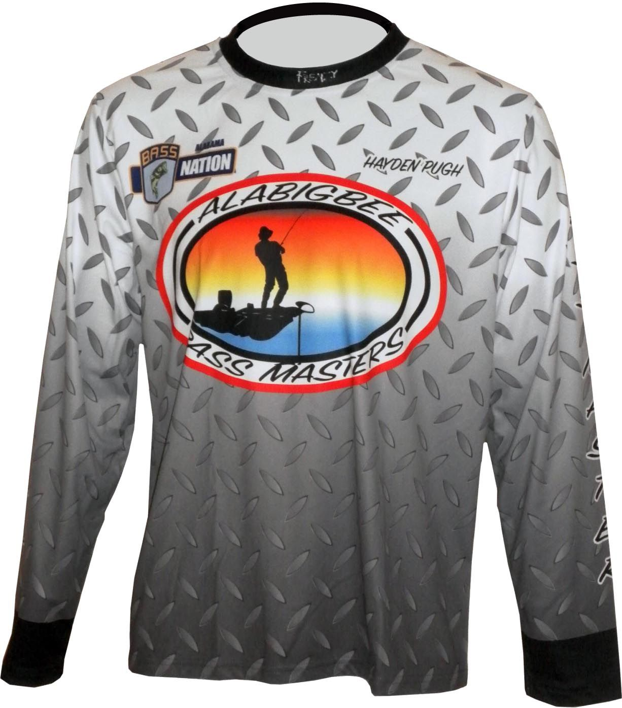 Alabigbee Bass Masters New Tournament Fishing Shirts Have Just Been
