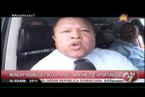 Monchy Rodriguez Dice Que Abel Martinez Es Un Oportunista Y Desunificador Del Partido #Video