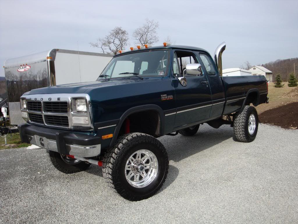 Show your lifted 1st gen trucks page 3 dodge cummins diesel forum