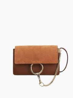 Discover Faye Small Shoulder Bag and shop online on CHLOE Official Website… 4e004fd3688