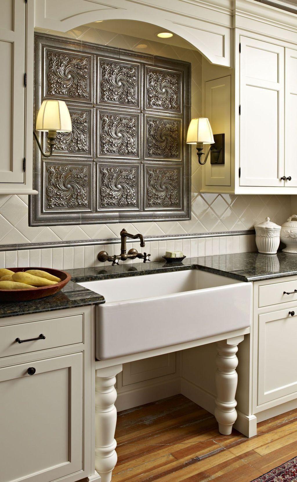 Kitchen Sink Plumbing Problems Solutions Kitchensinkplumbing Farmhouse Sink Farmhouse Kitchen Backsplash Farmhouse Sink Kitchen Kitchen Backsplash Designs