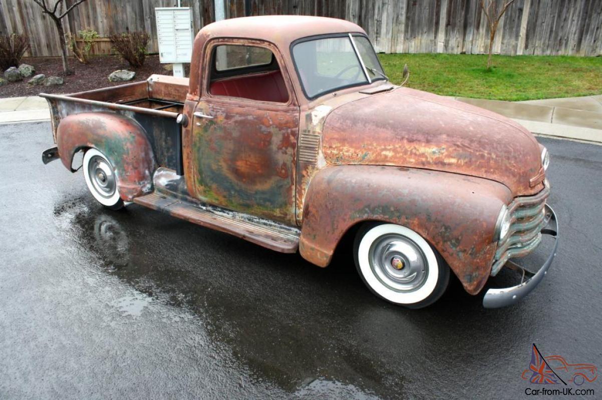 Pin by Joey B. on Kool Old Trucks | Pinterest | Jeep truck, Rats ...