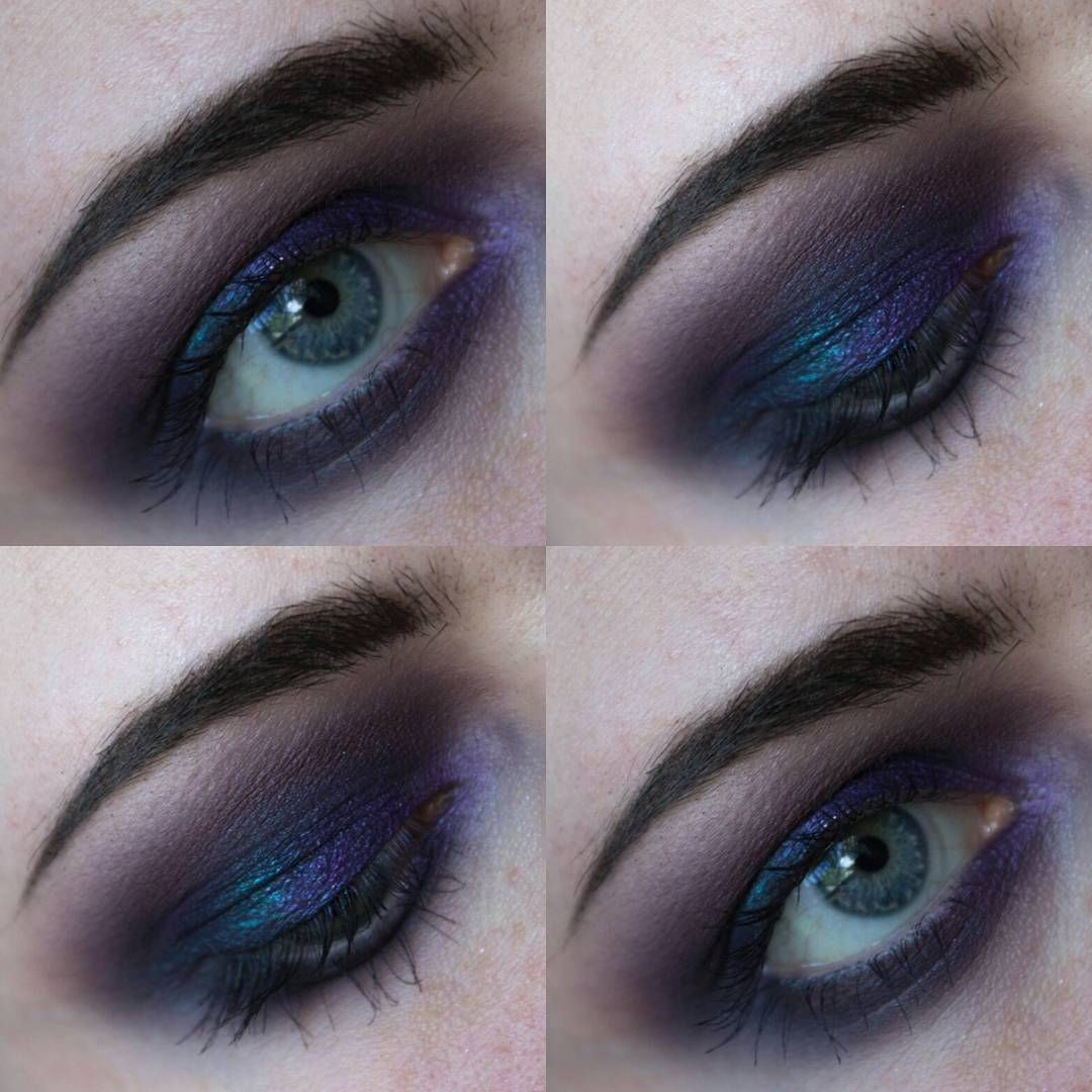 @amethystdragon3 | This lady makes amazing dark looks from beautiful indie shades.