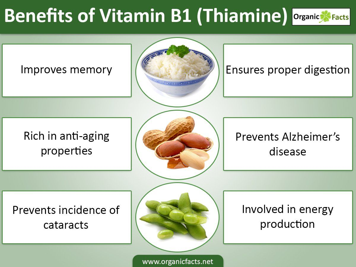 vitamin b1 Vitamin b1, also known as thiamine, is an essential micronutrient deficiency can result in three distinct clinical presentations acute deficiency can present as wernicke encephalopathy, with ocular abnormalities, mental state changes, and ataxia.