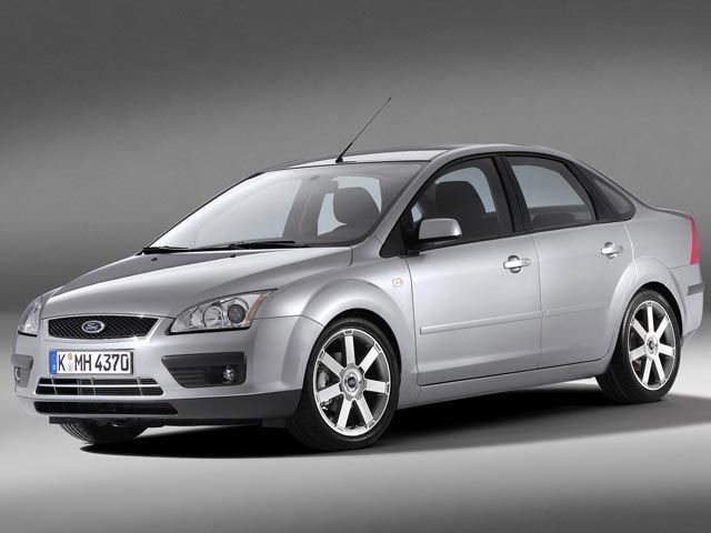 Who Couldn T Like Such Cute Ford Focus Ford Focus Sedan Ford