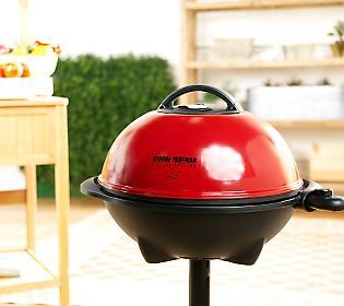 IT'S GIVEAWAY TIME AGAIN! Come see how to win the GEORGE FOREMAN INDOOR OUTDOOR GRILL!