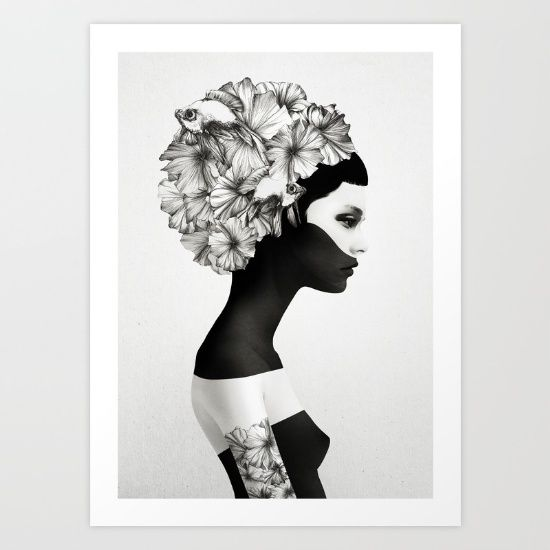 Buy marianna art print by ruben ireland worldwide shipping available at society6 com