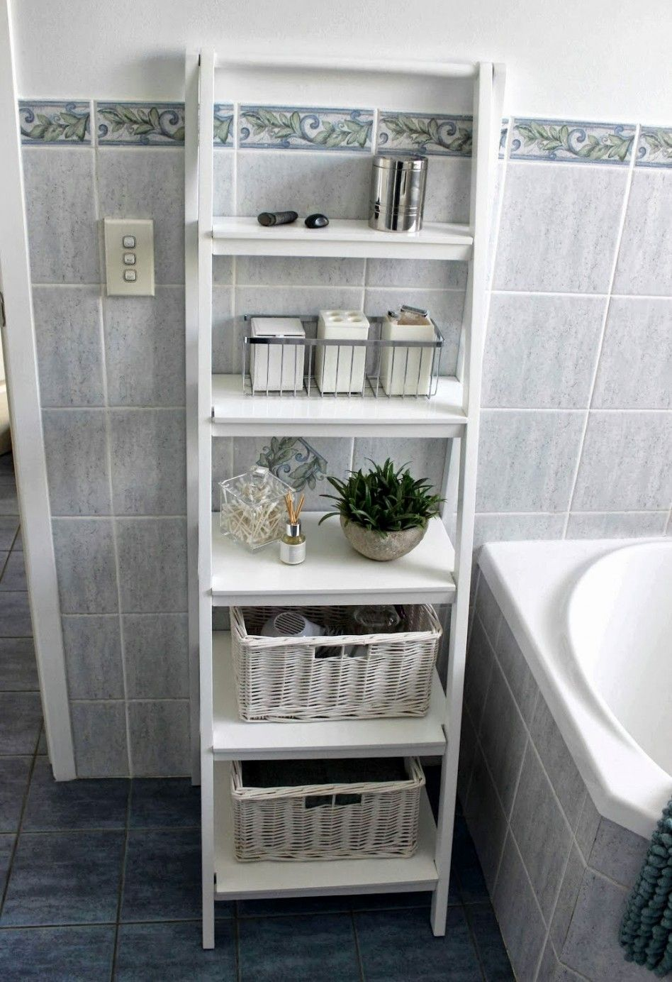 Bathroom, : Engaging Space Saving Small Bathroom Decoration With ...