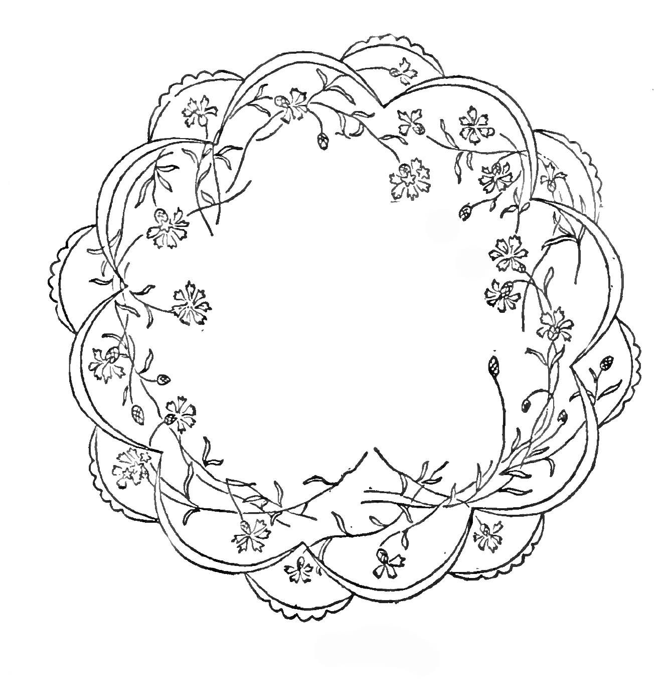 Embroidery Pattern   Wow Embroidery   Pinterest   Embroidery ...