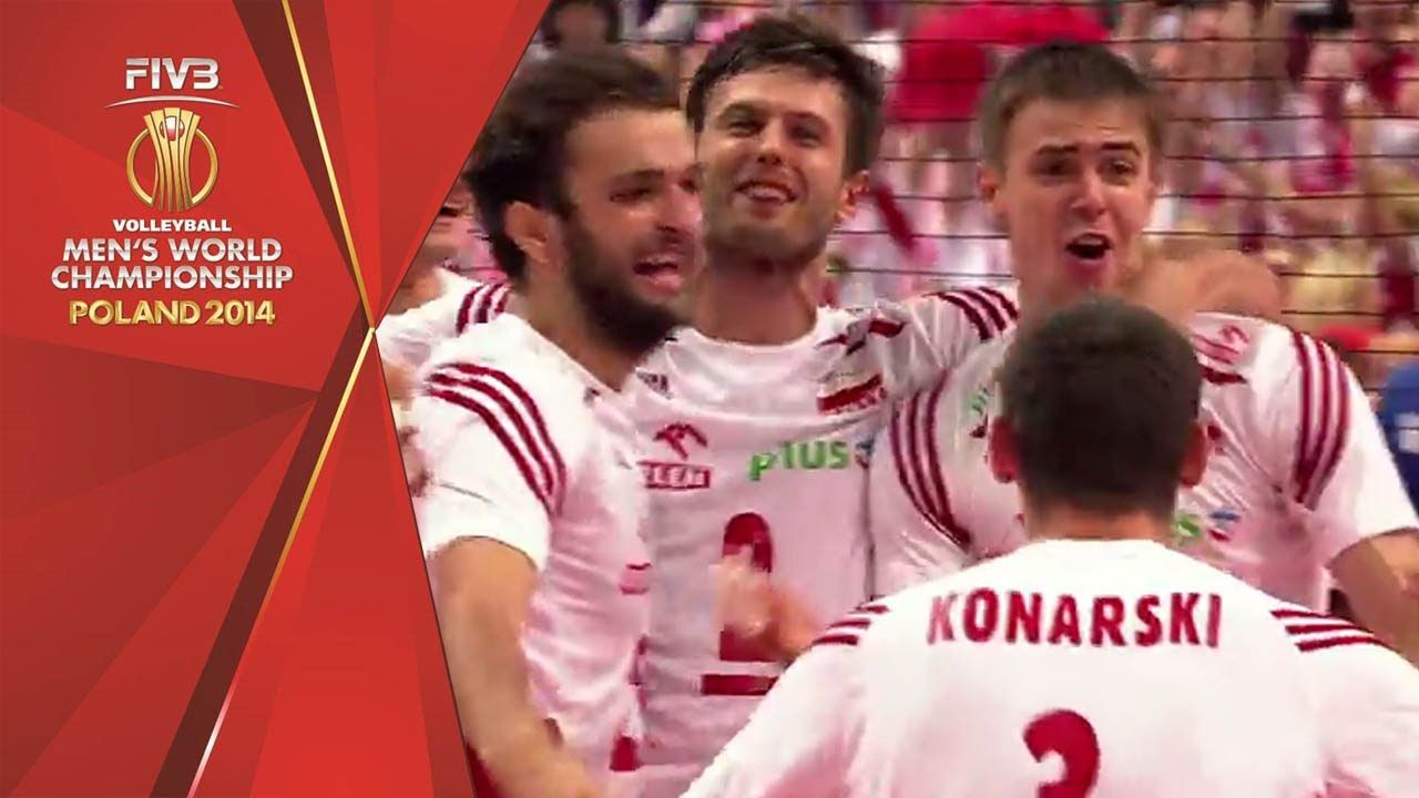 Poland Vs Brazil Match Highlights Fivb Men S World Championship Final Match Highlights World Championship Mans World