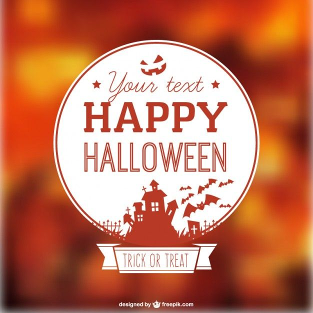 Background template for Halloween Halloween card Pinterest - poster word template