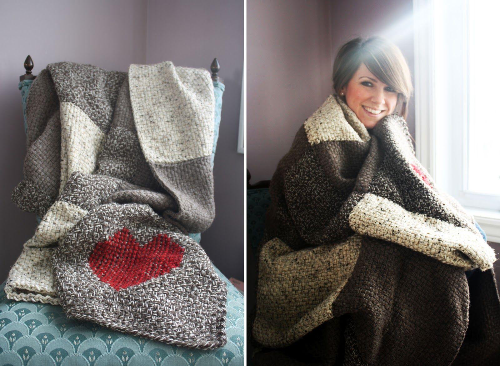 Martha Stewart Knitting Loom Patterns | The Martha Stewart Knit and ...