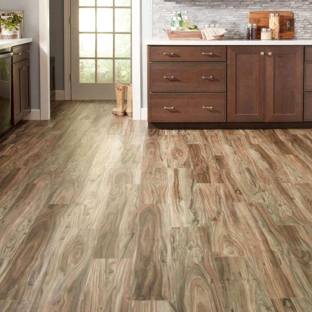 Pin on Vinyl flooring kitchen