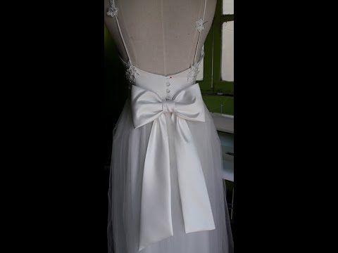 260b35a120 Vestido de novia parte4 - YouTube