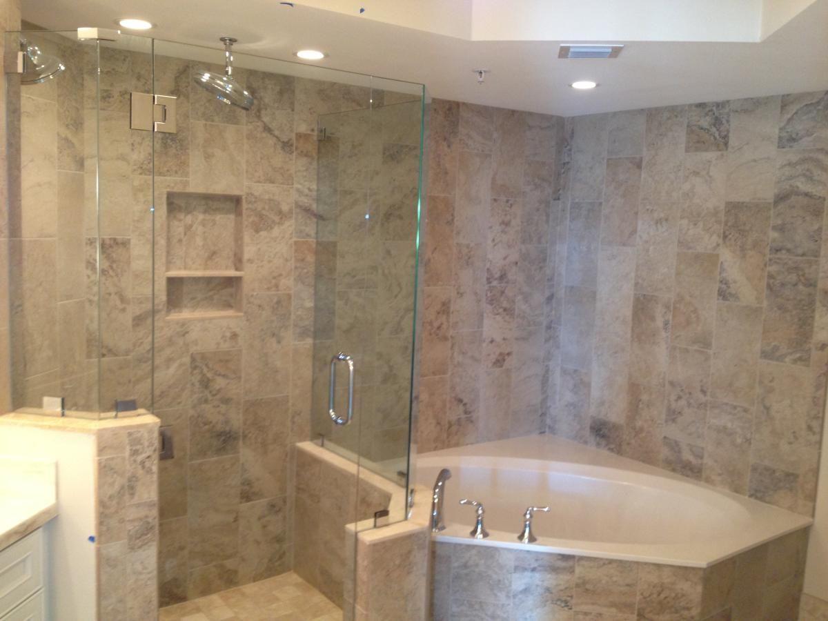 Bagno Ardesia ~ Slate tile bathroom new home ideas pinterest ardesia bagni