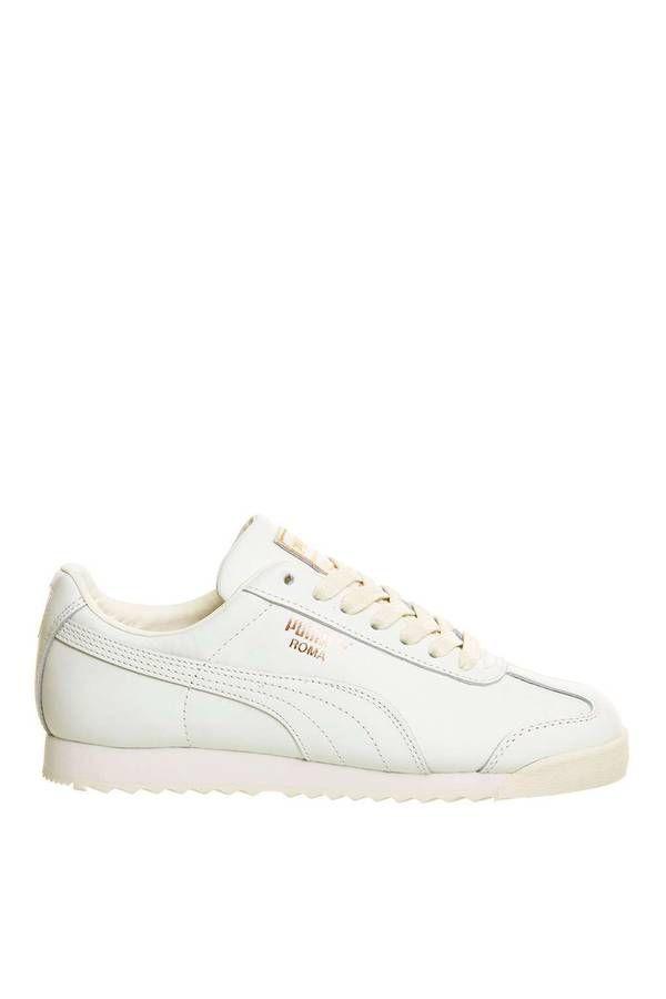 730dbdcc184a Baskets blanches Puma | Chaussures | Shoes | Shoes, Shoes heels et ...