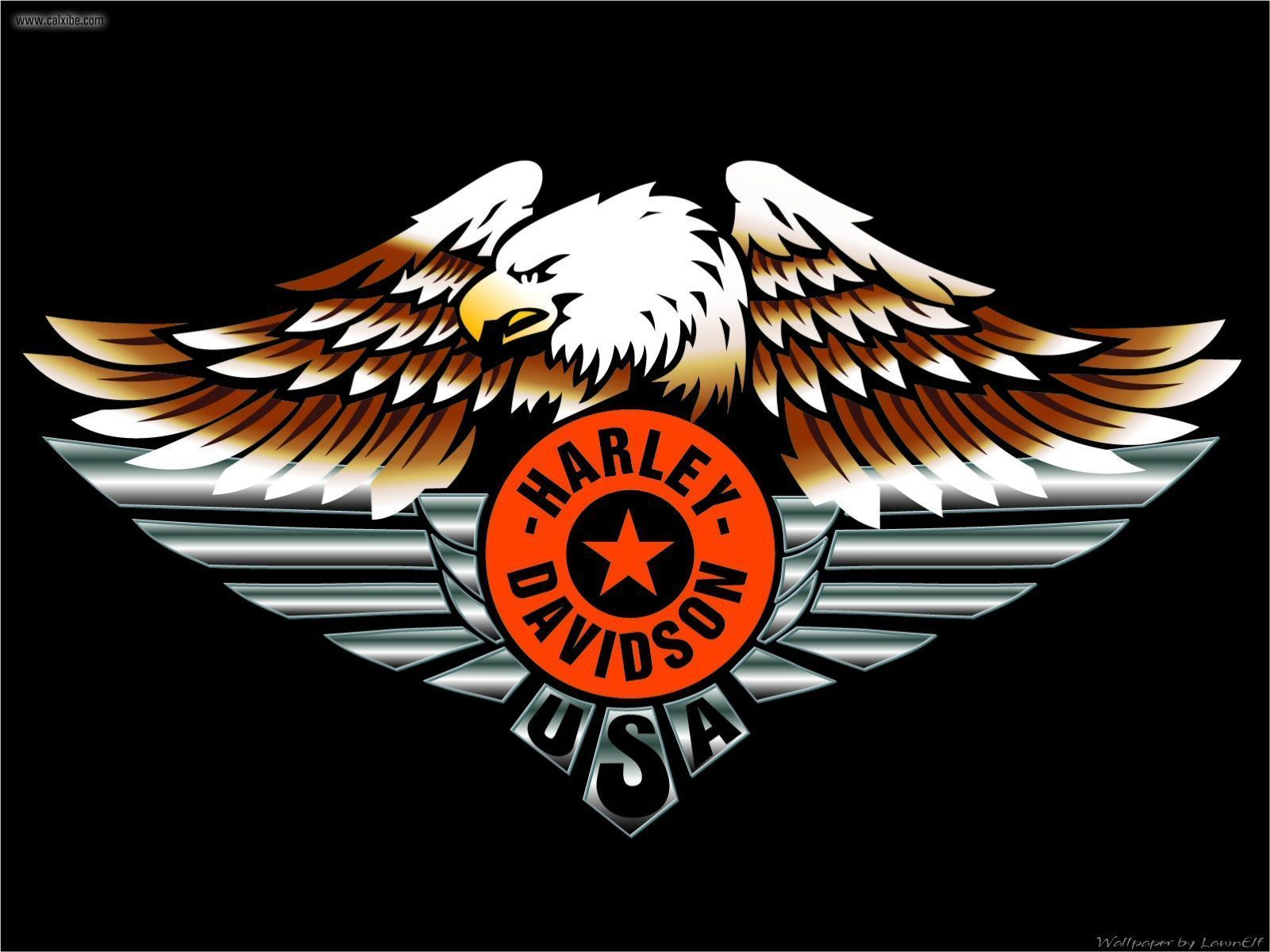 Harley Davidson Wallpapers Screensavers Hd Logo Wallpaper Pics