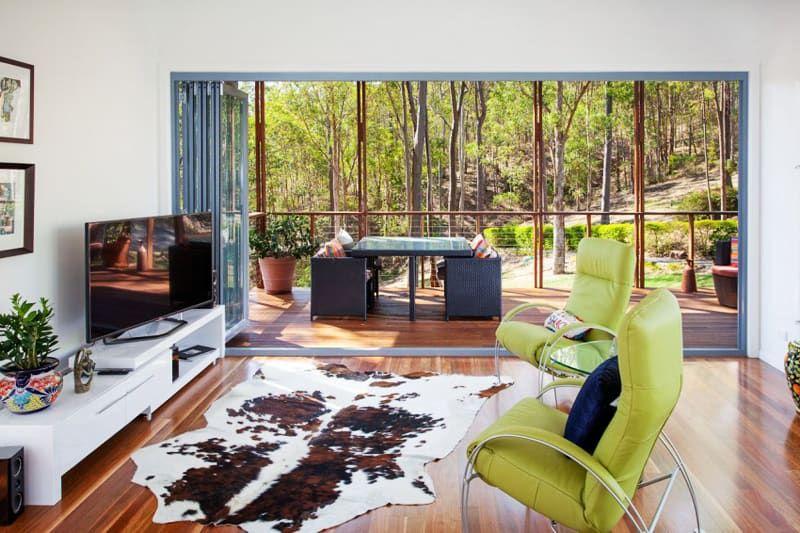 One Bedroom Granny Flat by Baahouse + Baastudio Backyard