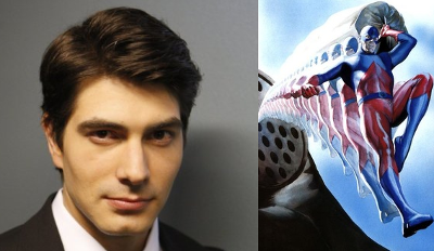 Brandon Routh..The Atom