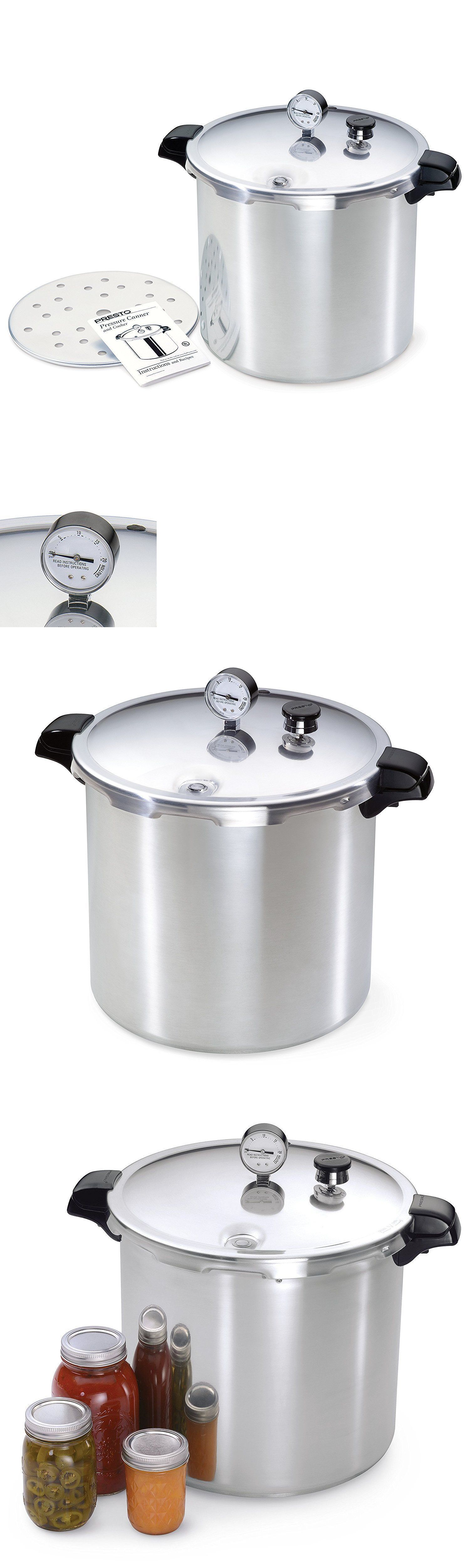 New sale presto pressure canner cooker quart new in box