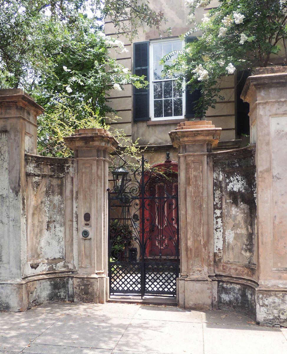 Charleston Sc Homes: Beautiful Entrance - Charleston SC Home