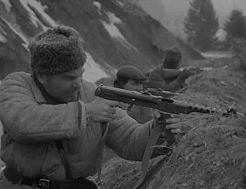 Pin by Michael S on Red Army | Red army, Guns, Submachine gun