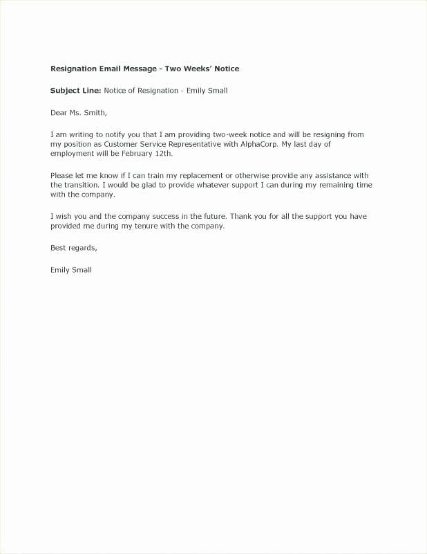 Medical Assistant Resignation Letter Lovely Free Two Weeks Notice 2 Resignation Letter Week Si Resignation Letters Resignation Letter Resignation Letter Format