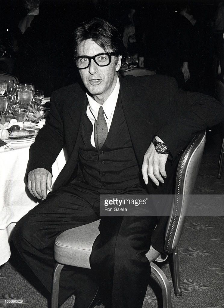 Al Pacino during 25th Anniversary Gala of Long Wharf