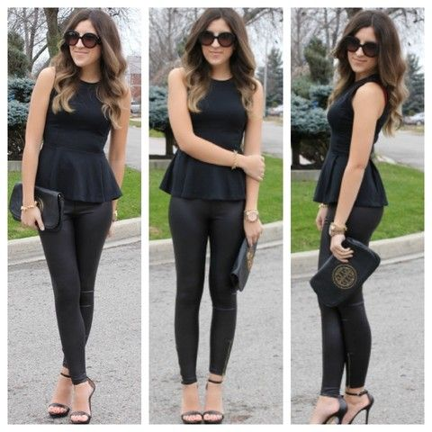 Club Outfits with Leggings  3369445d6
