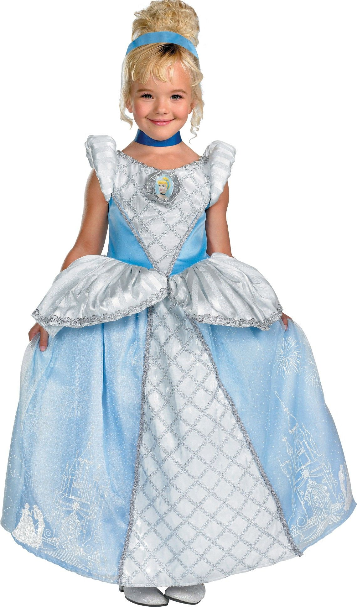 Storybook Cinderella Prestige Toddler / Girls Book Week Costumes ...