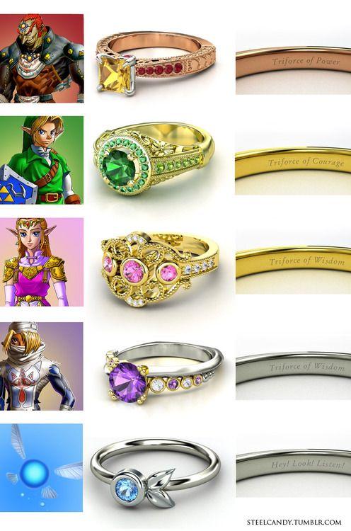 Tumblr Zelda Ring Zelda Wedding Legend Of Zelda