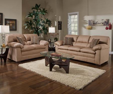 Velocity 3685 03502 2 Piece Set Including Sofa And