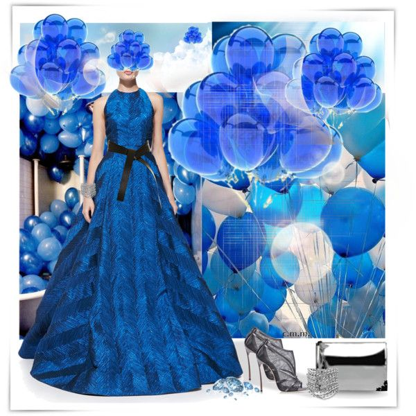 """""""""""If You See A Tree As Blue, Then Make It Blue.""""– Paul Gauguin"""" by cocohollywood on Polyvore"""