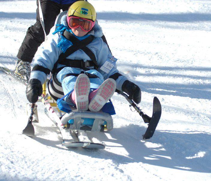 Lounsbury Adaptive Ski Program - Ellicottville, NEW YORK