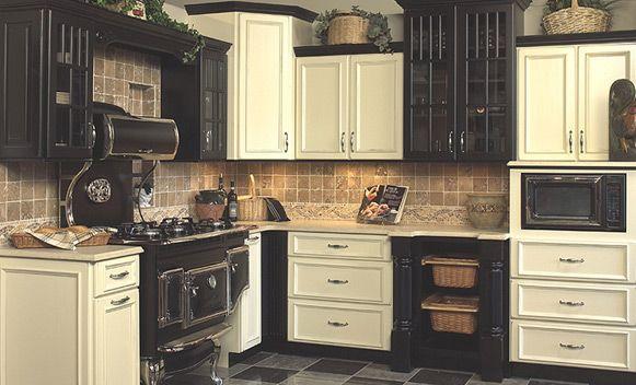 Kitchen Remodeling By Craftsmen Home Improvement Cincinnati Black Kitchen Cabinets Kitchen Cabinet Inspiration Black Kitchens