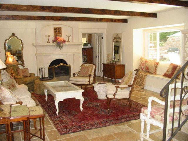 Country Living Room Design Simple Httpcreatedhousewpcontentuploads201412Frenchcountry Design Decoration