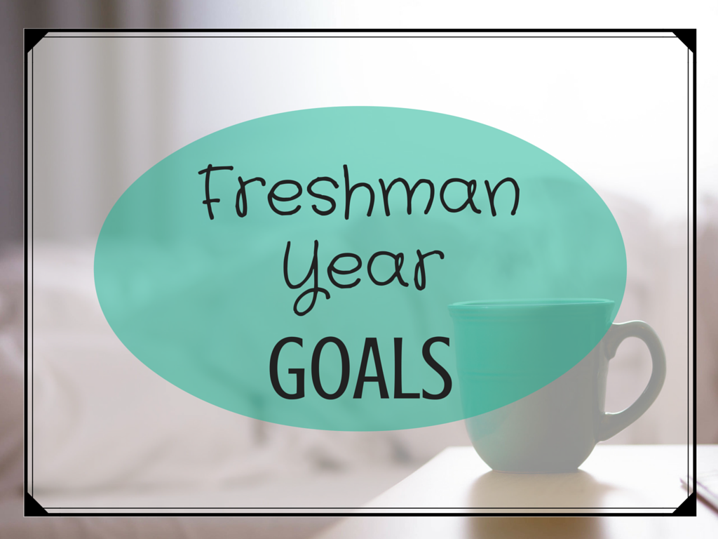 freshman year goals freshman in highschool in this post i m going to share you some of my freshman year goals that i want to set for myself hopefully it will inspire you to set some goals