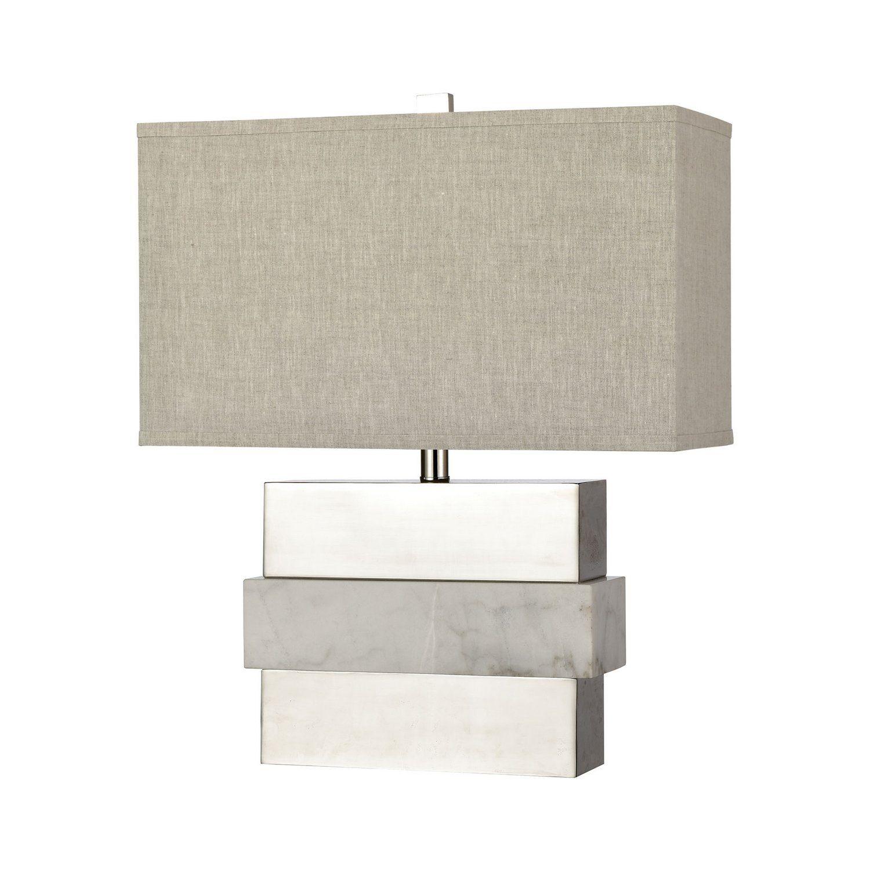Photo of Elk Home D4289 Keystone One Light Table Lamp