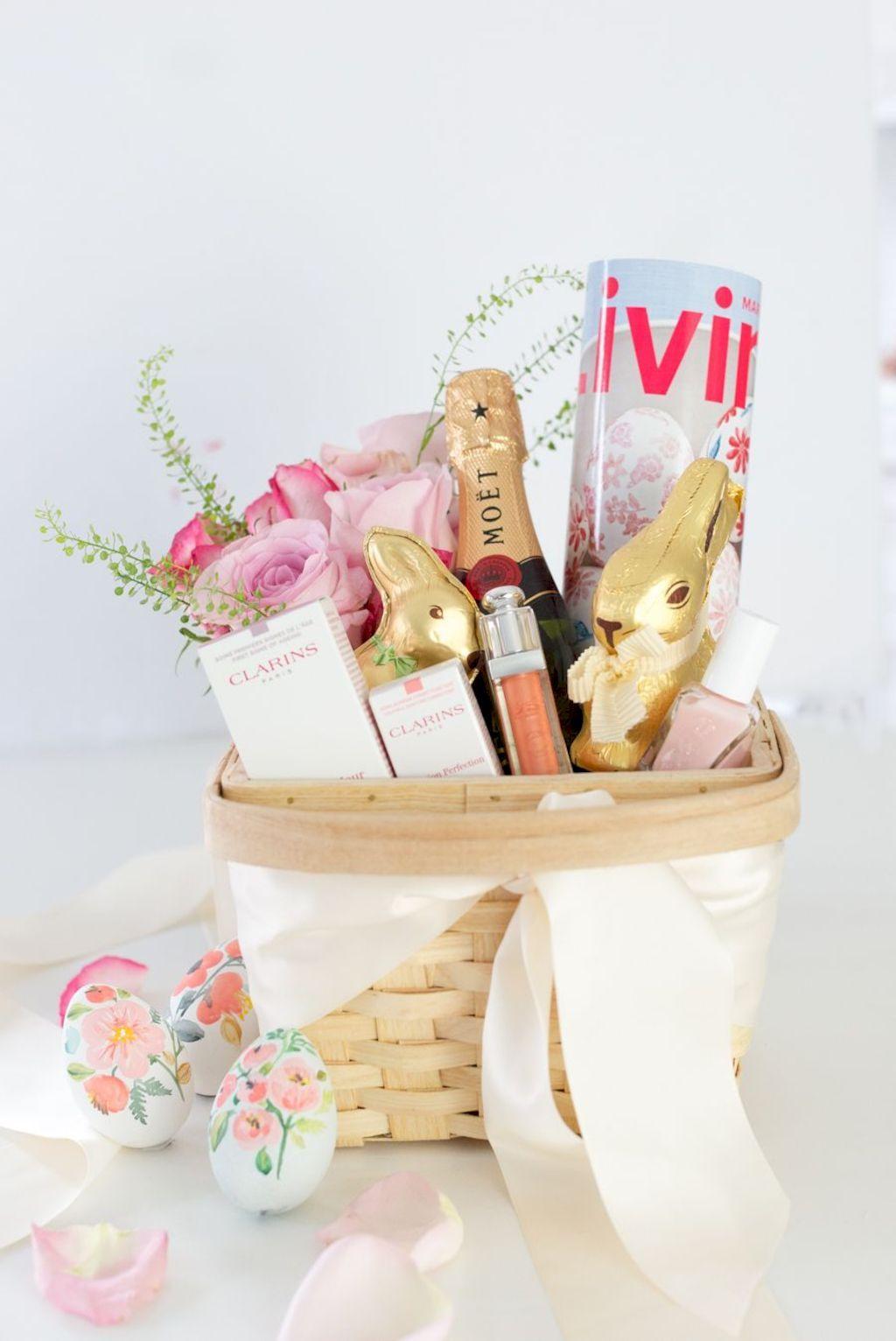 45 Homemade Easter Basket Ideas And Gift Ornaments Shairoom Com Homemade Easter Baskets Easter Basket Diy Easter Diy