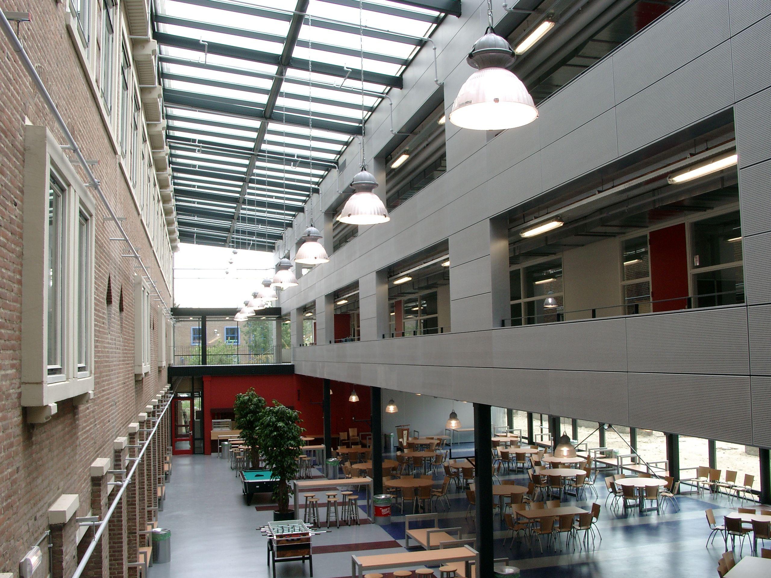 Canisius college in Nijmegen. | scholen verlichting | Pinterest ...