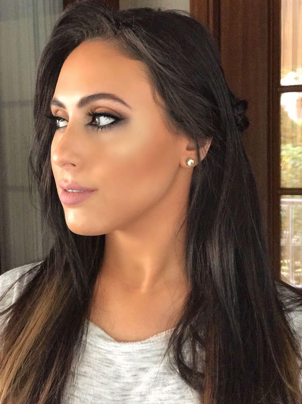Beautiful, glowing makeup looks for weddings Makeup