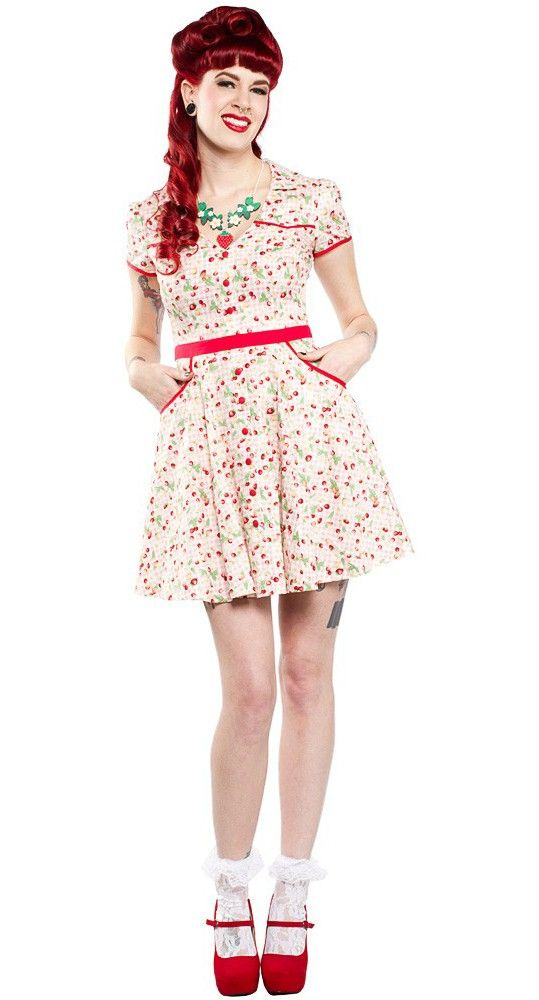 Sourpuss Hellbilly Gingham Dress | Blame Betty