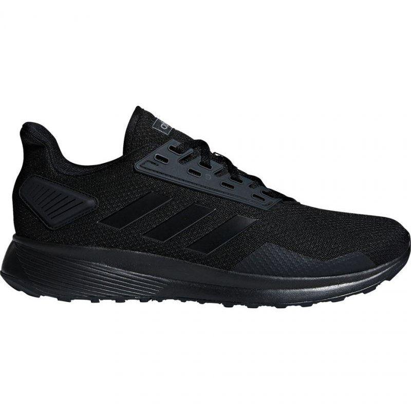 Buty Biegowe Adidas Duramo 9 M B96578 Czarne Running Shoes For Men Adidas Running Shoes Adidas Men