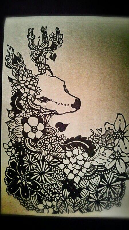 Nature おしゃれまとめの人気アイデア Pinterest 雪音 ランファン ペン画 ゼンタングル 切り絵