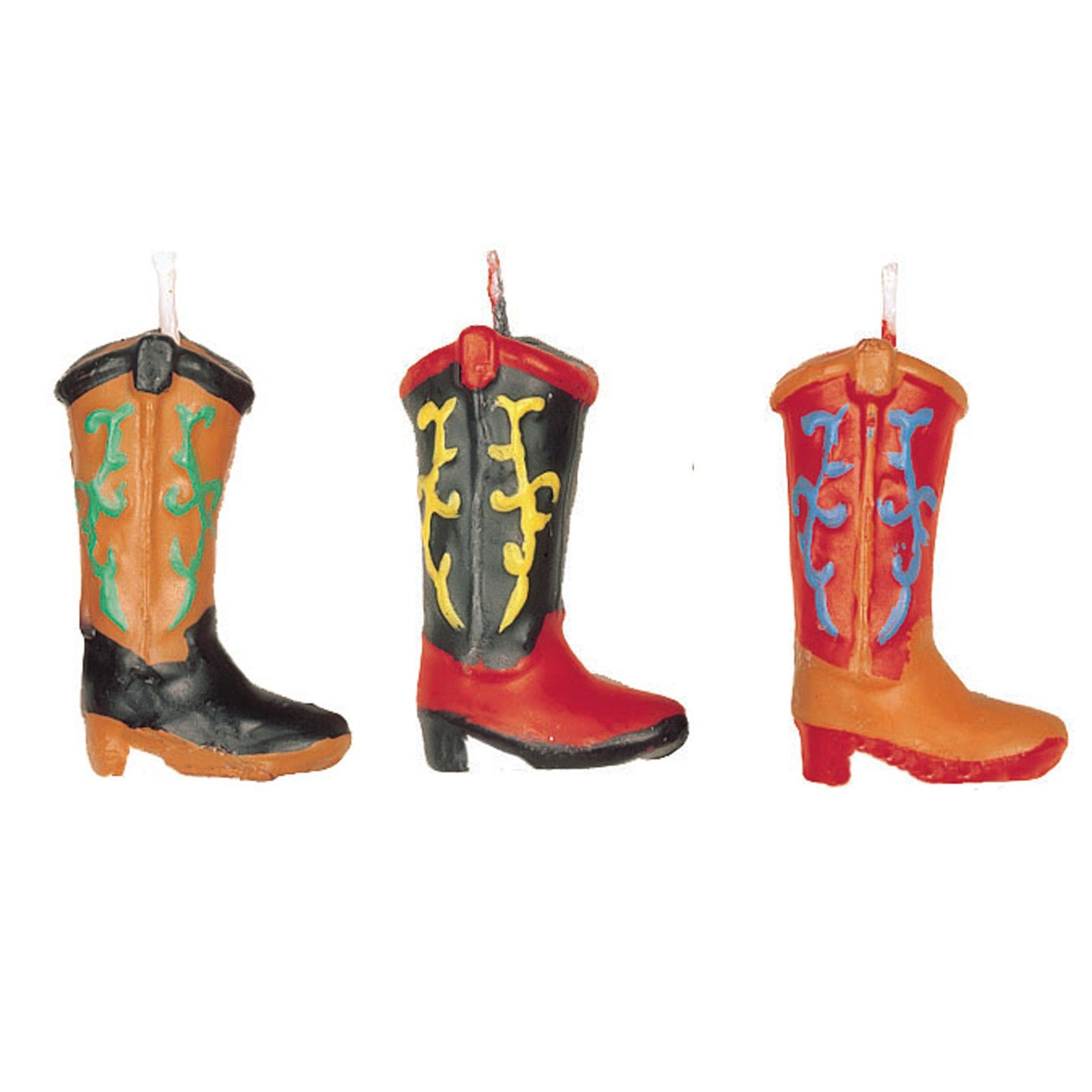 Cowboy Boot Candles (With Images)